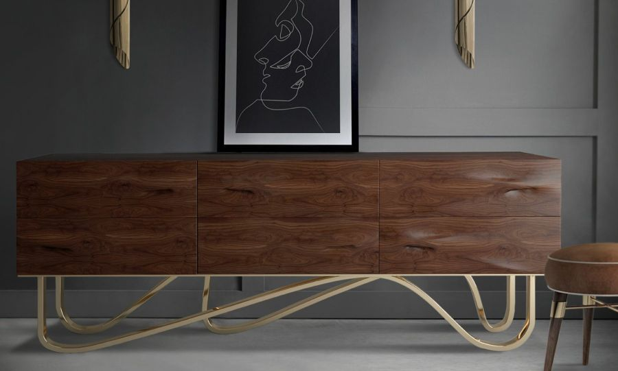 25 Sideboards to Elevate Your Dining and Living Room Design sideboards 25 Sideboards to Elevate Your Dining and Living Room Design 25 Sophisticated Sideboards That Will Elevate Your Next Project 18