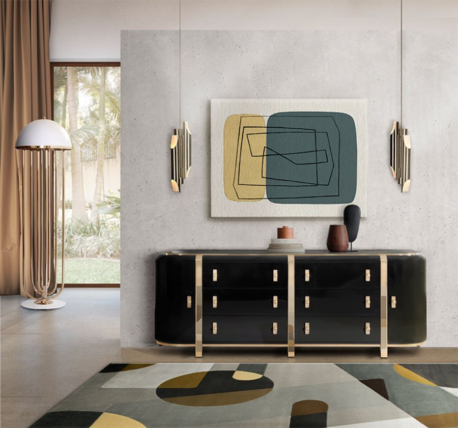 25 Sideboards to Elevate Your Dining and Living Room Design sideboards 25 Sideboards to Elevate Your Dining and Living Room Design 25 Sophisticated Sideboards That Will Elevate Your Next Project 7