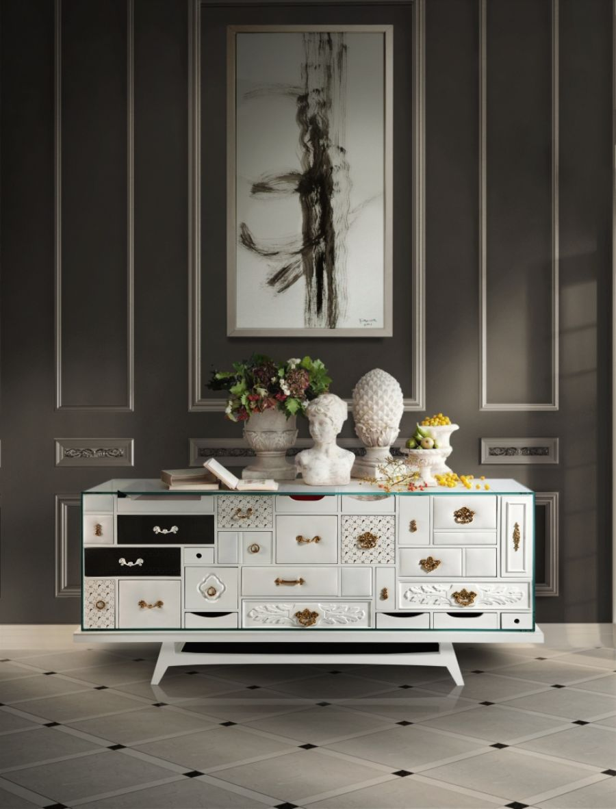 25 Sideboards to Elevate Your Dining and Living Room Design sideboards 25 Sideboards to Elevate Your Dining and Living Room Design 25 Sophisticated Sideboards That Will Elevate Your Next Project 9
