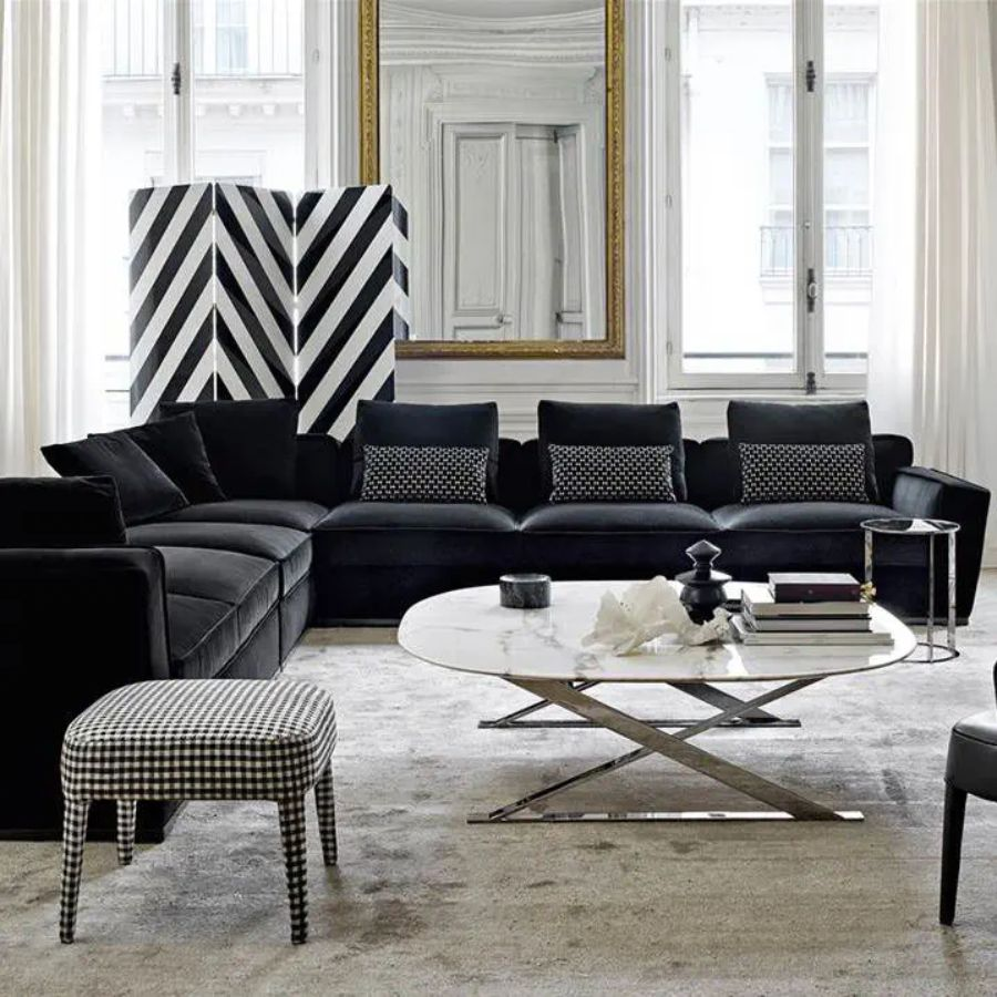 25 Modern Sofas That Fit Any Type of Design modern sofas 25 Modern Sofas That Fit Any Type of Design Modern Contemporary Sofas That Go With Any Type of Design A Top 25 5 2