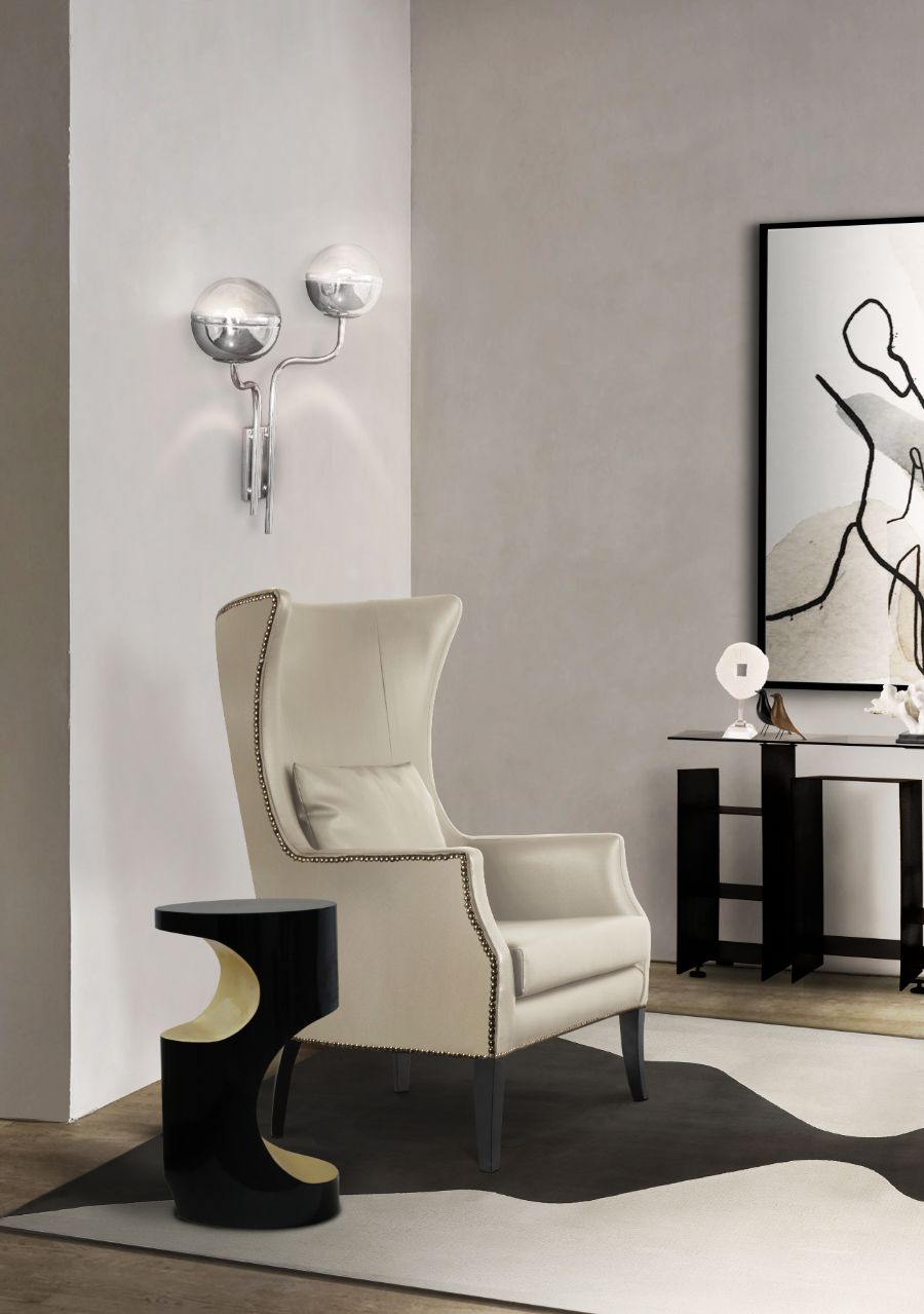 20 Armchairs to Bring The Ultimate Intense Style into Your Home armchairs 23 Armchairs to Bring The Ultimate Intense Style into Your Home Modern Designed Armchairs Top 20 of Timeless Designs for Every Decor 11