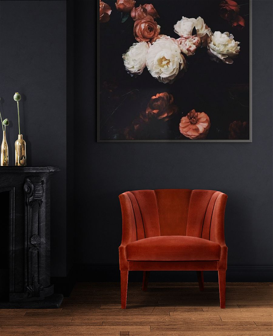 20 Armchairs to Bring The Ultimate Intense Style into Your Home armchairs 23 Armchairs to Bring The Ultimate Intense Style into Your Home Modern Designed Armchairs Top 20 of Timeless Designs for Every Decor 15