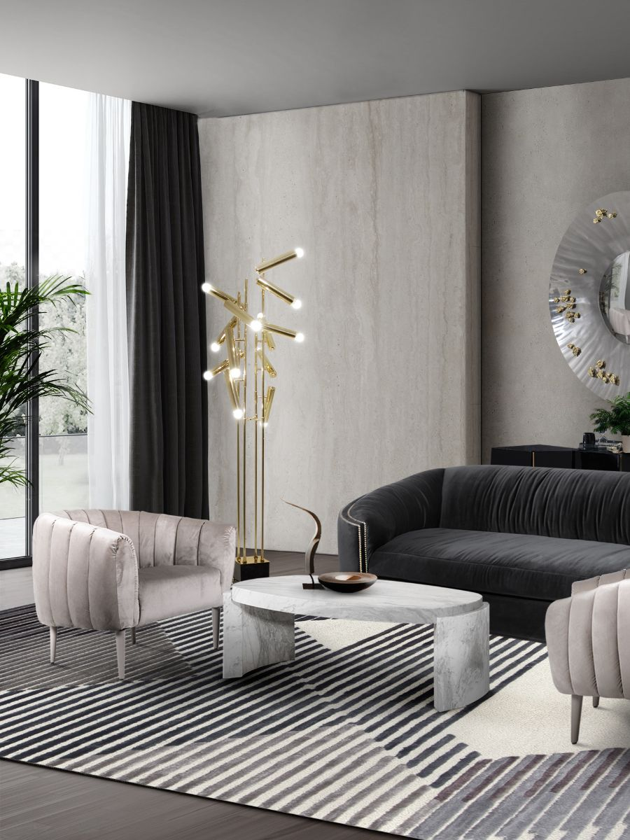 20 Armchairs to Bring The Ultimate Intense Style into Your Home armchairs 23 Armchairs to Bring The Ultimate Intense Style into Your Home Modern Designed Armchairs Top 20 of Timeless Designs for Every Decor 7