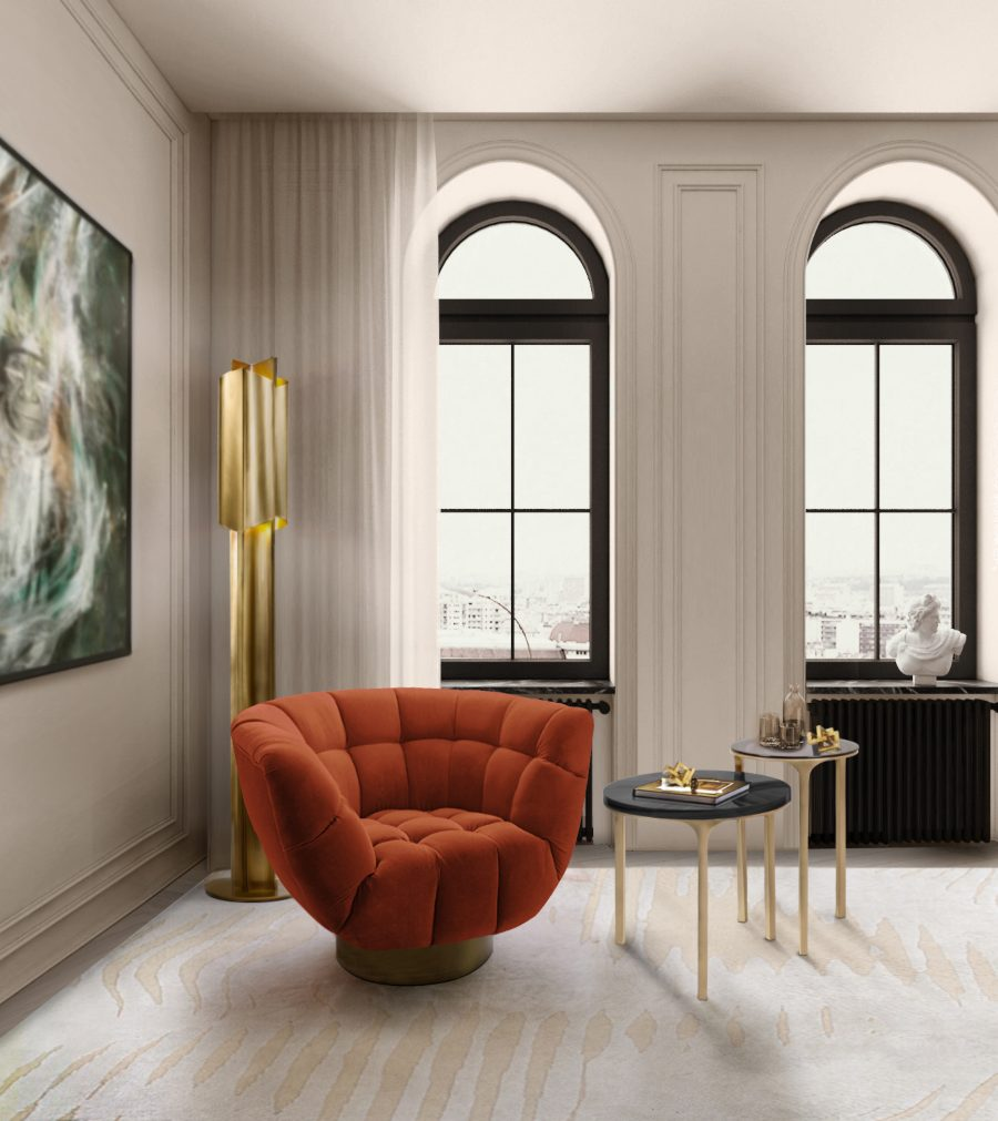 20 Armchairs to Bring The Ultimate Intense Style into Your Home armchairs 23 Armchairs to Bring The Ultimate Intense Style into Your Home Modern Designed Armchairs Top 20 of Timeless Designs for Every Decor
