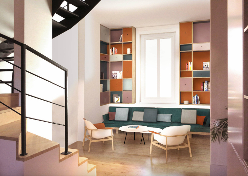 TOP Interior Designers From Lyon EMILIE COMBES DESIGN & INTERIOR DECORATION lyon Lyon TOP Interior Designers TOP Interior Designers From Lyon 6