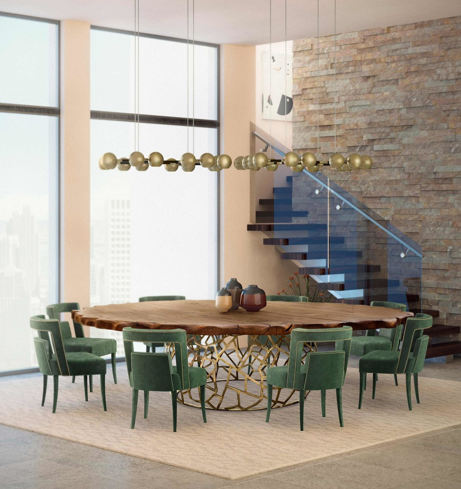 15 Dining Tables to Marvel at in 2021 dining tables 15 Dining Tables to Marvel at in 2021 apis ii