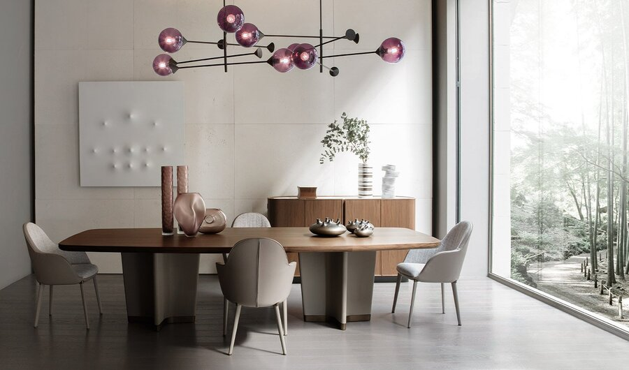 15 Dining Tables to Marvel at in 2021 dining tables 15 Dining Tables to Marvel at in 2021 bigwig table