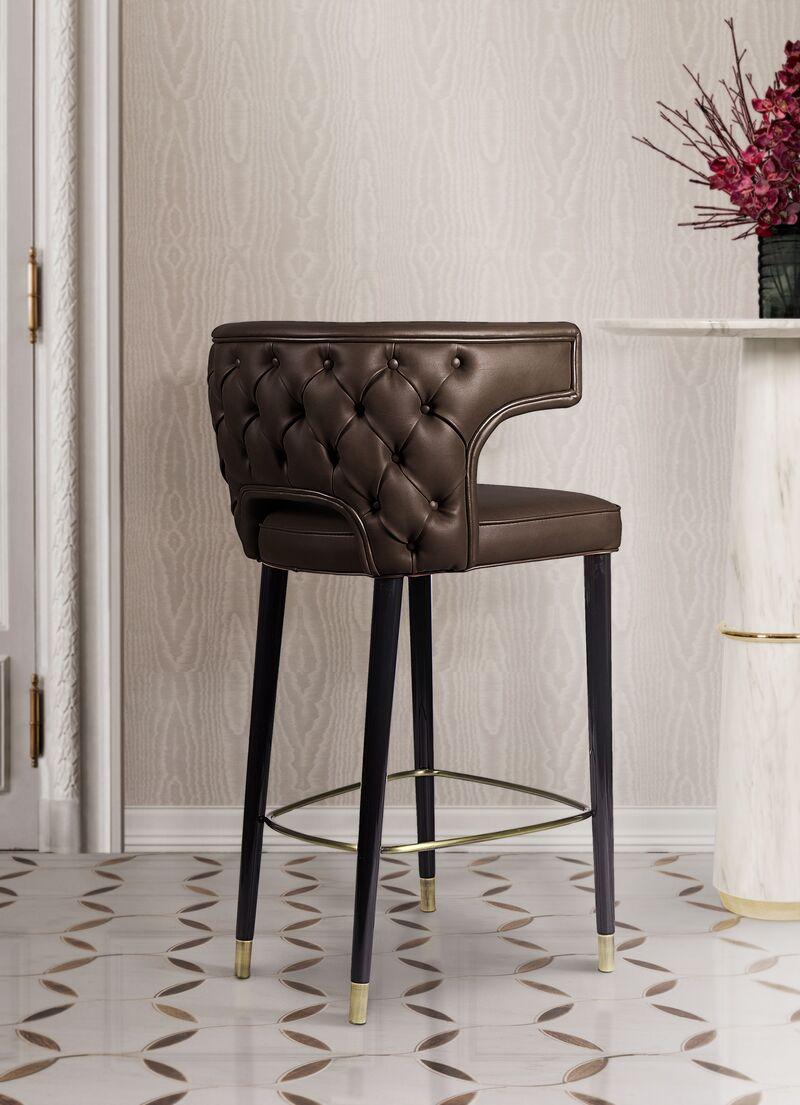 15 Stylish Bar Chairs That Will Dominate 2021 bar chairs 15 Stylish Bar Chairs That Will Dominate 2021 kansas