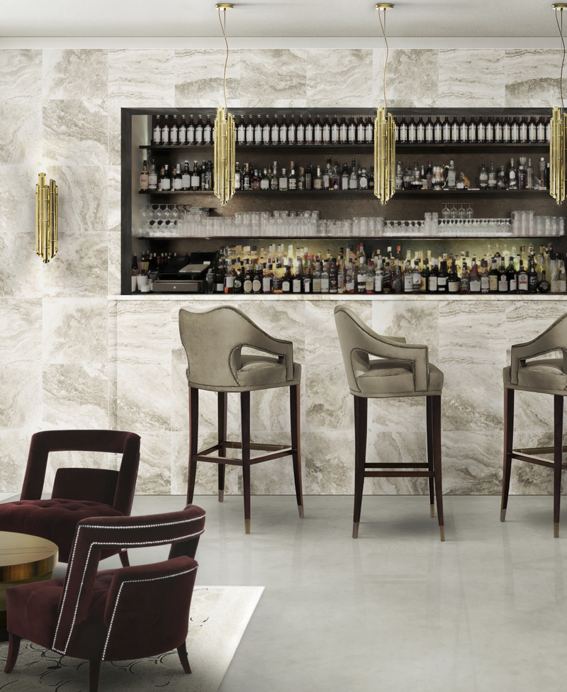 15 Stylish Bar Chairs That Will Dominate 2021 bar chairs 15 Stylish Bar Chairs That Will Dominate 2021 numero20 1