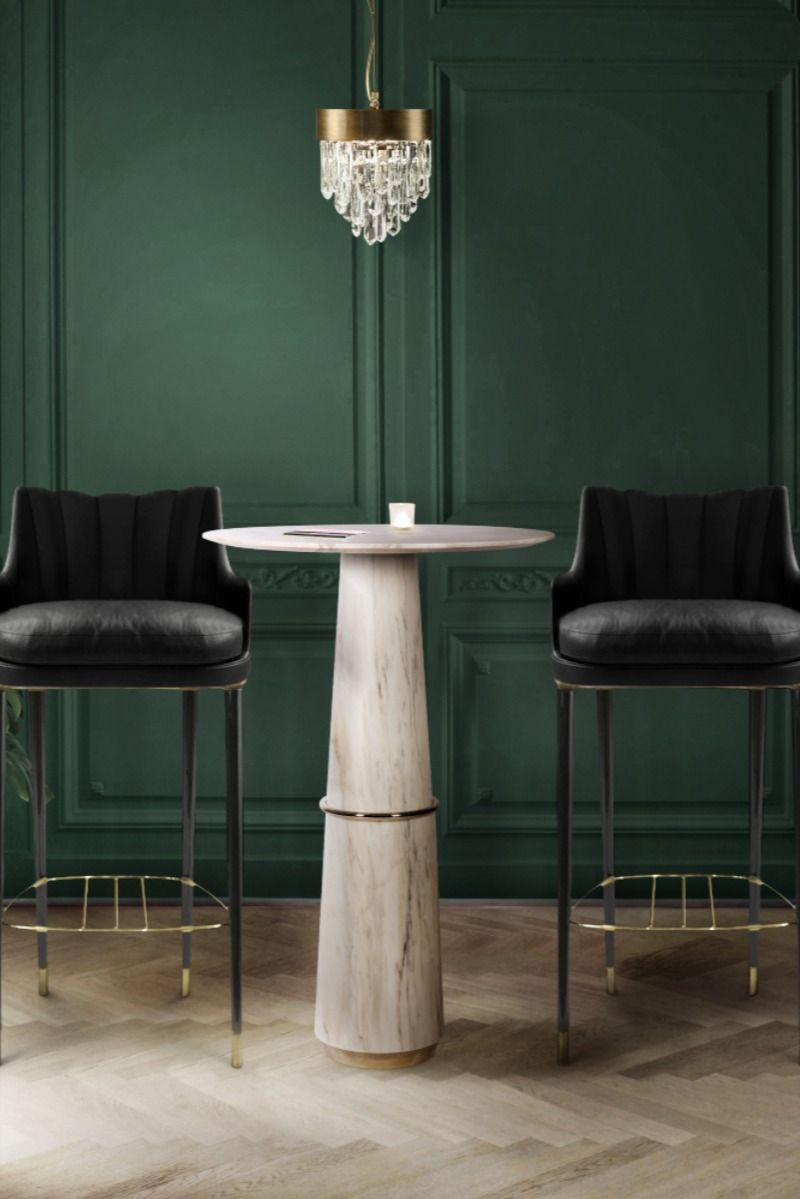 15 Stylish Bar Chairs That Will Dominate 2021 bar chairs 15 Stylish Bar Chairs That Will Dominate 2021 plum
