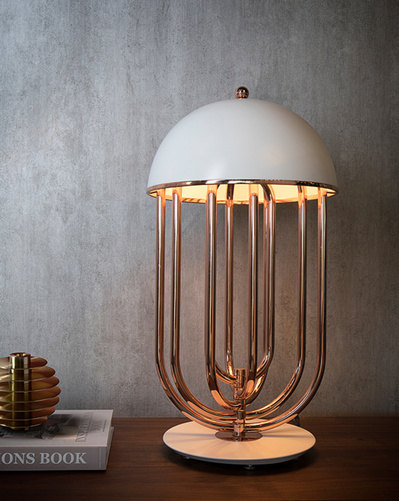 20 Table Lamps To Brighten Up Your 2021 New Year lamps 20 Table Lamps To Brighten Up Your 2021 turner table