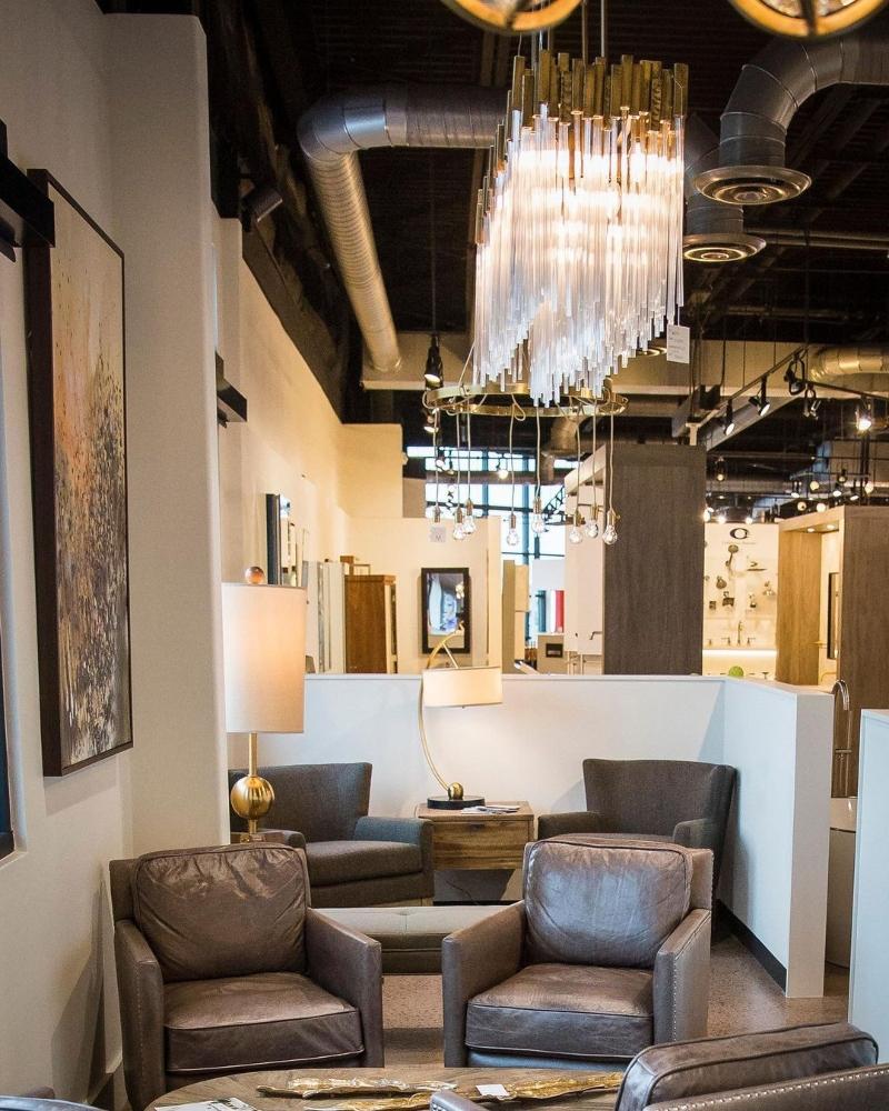 meet 20 impressive showrooms in denver Meet 20 impressive showrooms in Denver The IDC Building Luxury Design Center in Denver