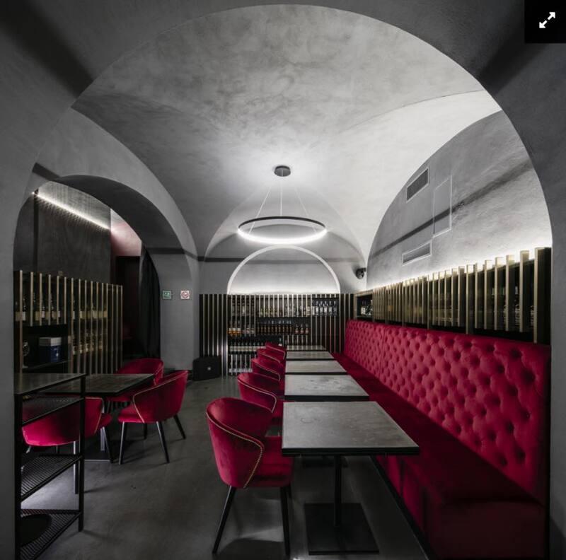 Rome: Interior Designers that Revolutionize the City rome Rome: Interior Designers that Revolutionize the City biquadro2