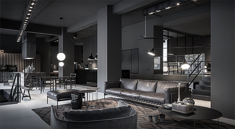 Inspiration from the finest showrooms in Berlin finest showrooms in berlin Inspiration from the finest showrooms in Berlin boffi 1
