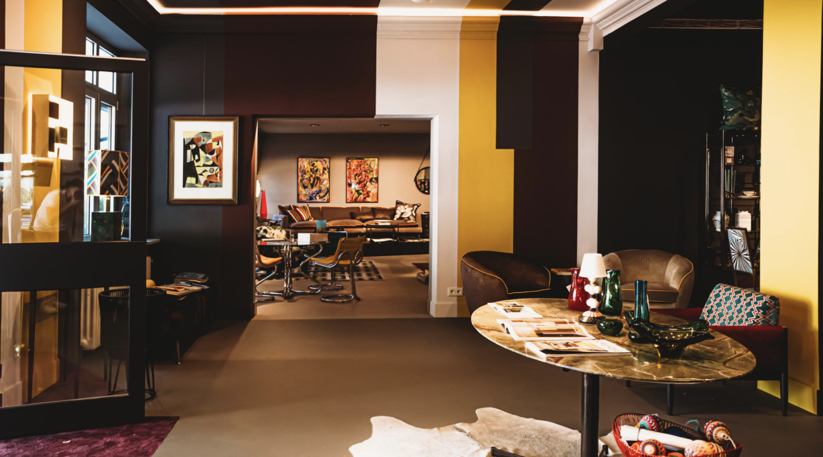 Modern Inspiration from the best Showrooms in Munich