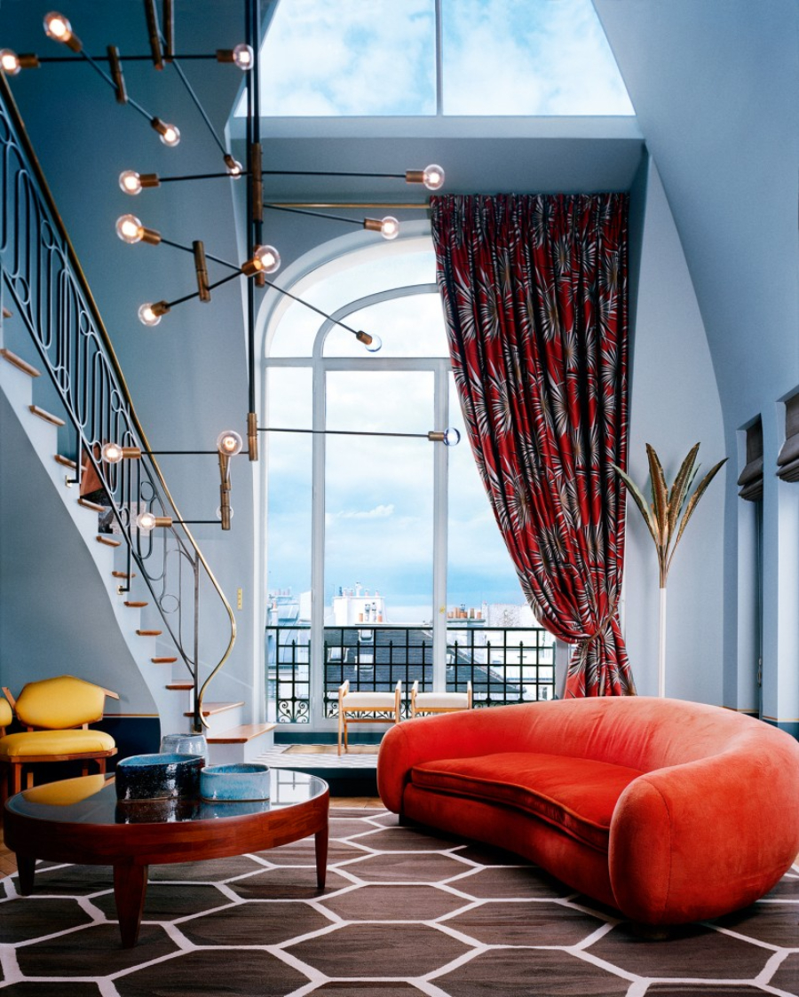 A Selection of  Iconic Interior Designers from Naples