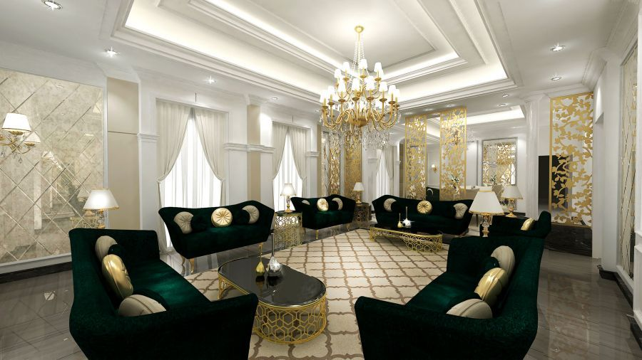 Top 20 Inspiring Interior Design Projects in Abu Dhabi top 20 inspiring interior design projects in abu dhabi Top 20 Inspiring Interior Design Projects in Abu Dhabi Design Hub Interior Design Decoration