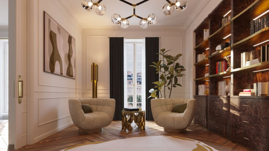 The Eternel Parisian Apartment: Mixing Classic and Contemporary Design the eternel parisian apartment The Eternel Parisian Apartment: Mixing Classic and Contemporary Design The Eternel Parisian Apartment Mixing Classic and Contemporary Design 7