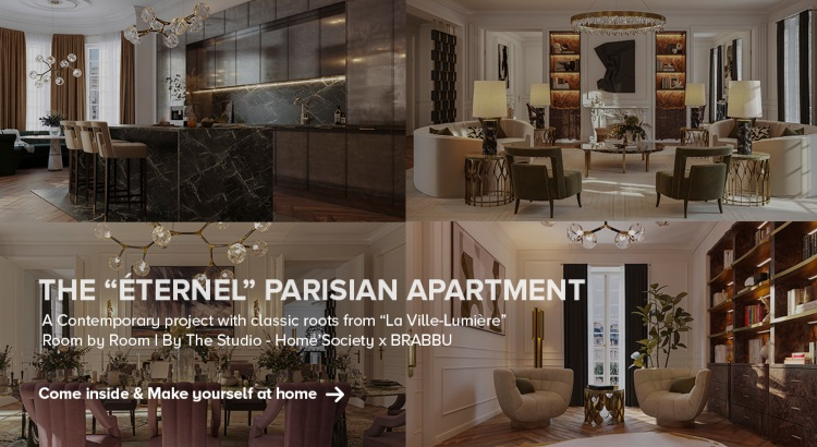 The Eternel Parisian Apartment Mixing Classic and Contemporary Design the eternel parisian apartment The Eternel Parisian Apartment: Mixing Classic and Contemporary Design The Eternel Parisian Apartment Mixing Classic and Contemporary Design