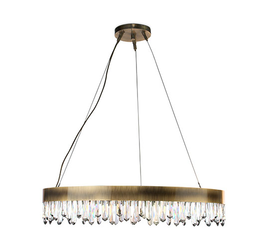 moscow Moscow Incredible Projects: Designs To Admire naicca brass chandelier contemporary lighting design 1 2