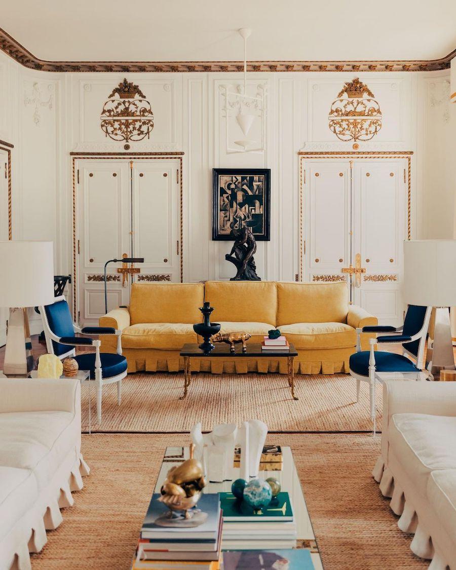 Paris Top Interior Designer