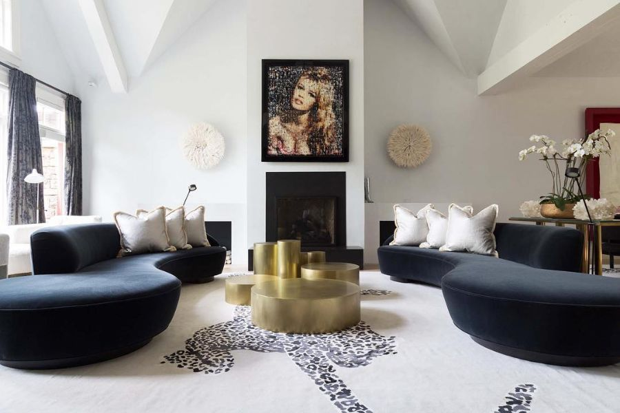 London Interior Designers - Part 4 london interior designers London Interior Designers – Part 4 Diversified Rugs Trends from London Interior Designers Part 2 samatha