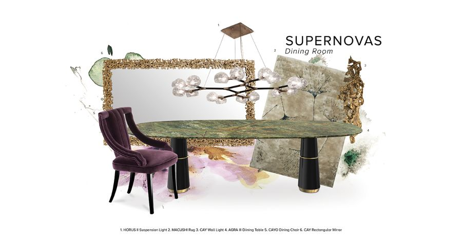dining room The Supernova Dining Room, The Design Explosion You Needed! The Supernova Dining Room The Design Explosion You Needed 3