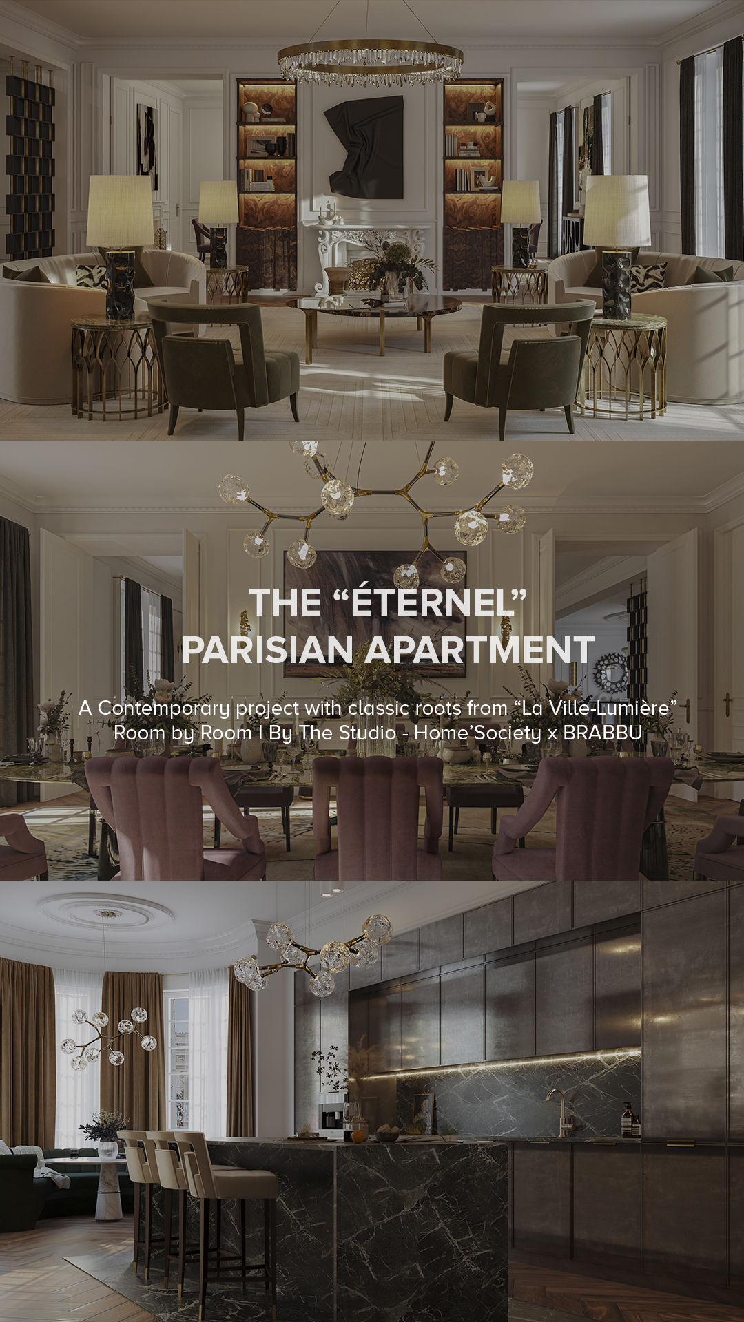oasis living room Oasis Living Room: Discover The Perfect Retreat at The 'Eternel' Parisian Apartment story 3 1