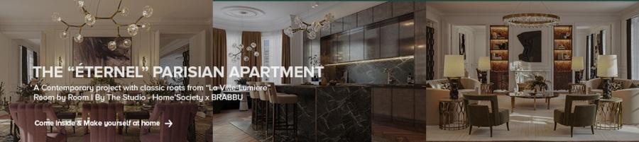 """The """"Éternel"""" Parisian Apartment"""
