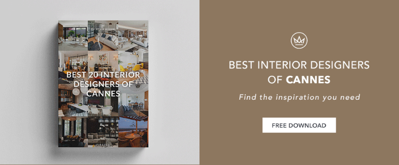 Glamorous Cannes presents the best Interior Designers