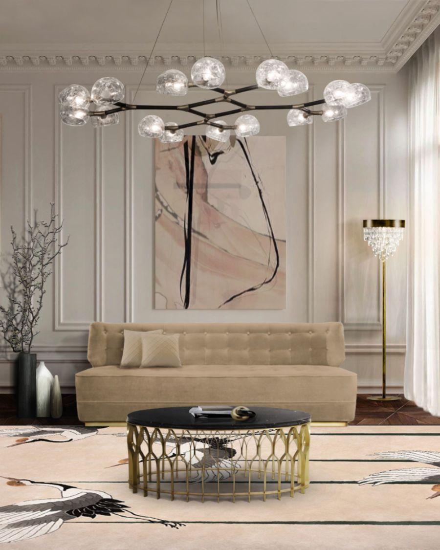 BRABBU's Living Room Inspiration Design