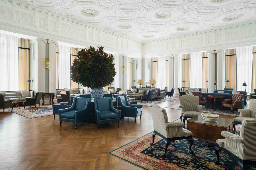 Kemble Interiors - High-End Interiors for High-End Clients kemble interiors Kemble Interiors – High-End Interiors for High-End Clients Kimble Interiors High End Interiors for High End Clients The Yale CLub