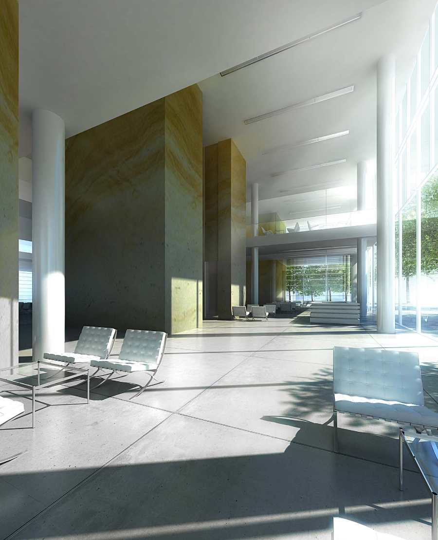 Modern interior design ideas with AJF Architects