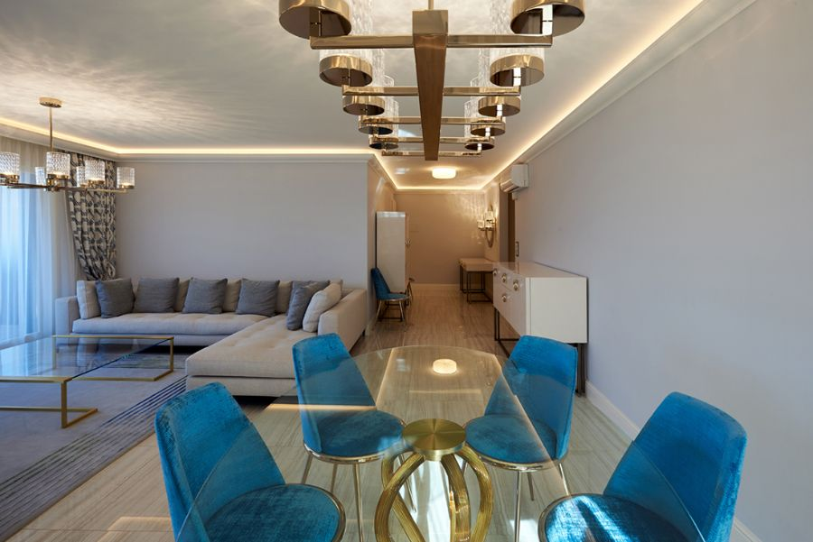 Fierce High-End Projects: Contract vs Residential