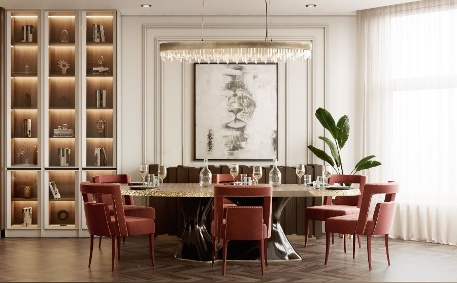 Summer 2021: Modern and Sophisticated Interior Design Trends