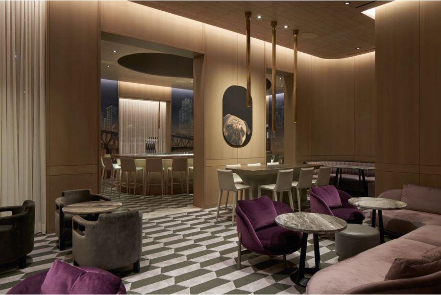 Yabu Pushelberg, The Most Creative Interior Design Ideas yabu pushelberg Yabu Pushelberg, The Most Creative Interior Design Ideas Yabu Pushelberg     Z Bar 1