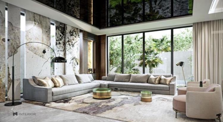 1 - M Interior