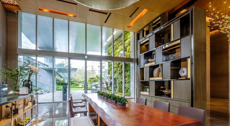 luxury interiors Luxury interiors by HBA Hong Kong 1