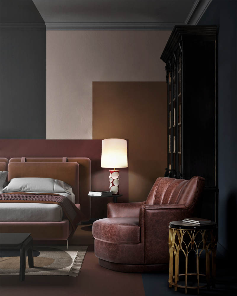 modern decor Room by Room Inspirations – Give Your Home a Modern Decor with BRABBU 2 If you are in need of a completely sophisticated and classic modern design we have just what you are looking for the PLUM Single Sofa made of stunning synthetic leather 1