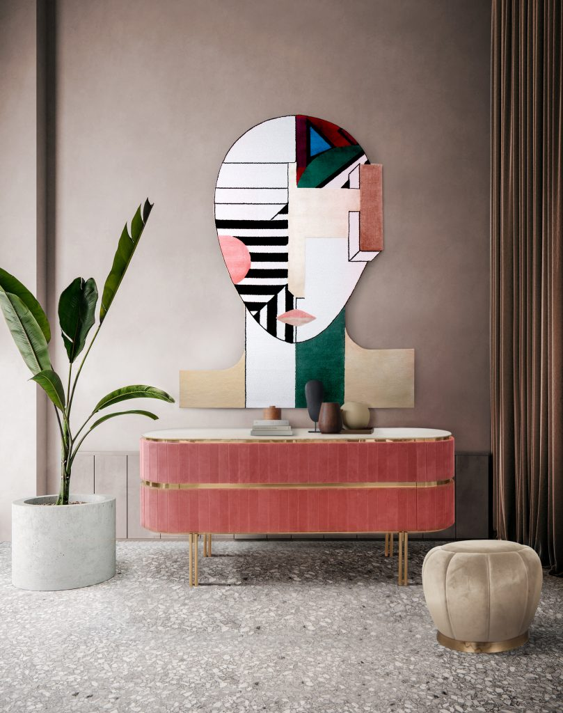 modern decor Room by Room Inspirations – Give Your Home a Modern Decor with BRABBU 4 If your hallwa feels empty do not hesitate to find the perfect companion