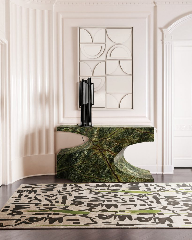 Are you trying to find the ideal contemporary rug design for every crevice of your home?