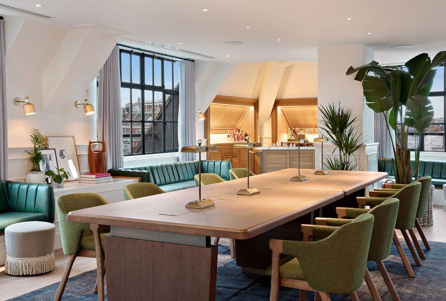 AvroKO, The Award-Winning Best Hospitality Interiors avroko AvroKO, The Award-Winning Best Hospitality Interiors AvroKO     Maslows Mortimer House