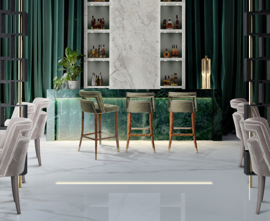 Jean Philippe Nuel presents Majestic and Greatness Hotel Interior Design Projects