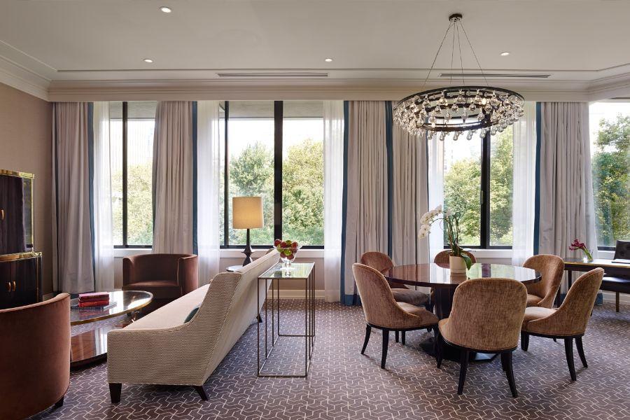 Champalimaud Design, New York-based Distinctive Design Stories champalimaud design Champalimaud Design, New York-based Distinctive Design Stories Champalimaud Design     Rittenhouse Hotel
