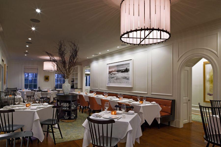 Champalimaud Design, New York-based Distinctive Design Stories champalimaud design Champalimaud Design, New York-based Distinctive Design Stories Champalimaud Design     Topping Rose House Restaurant