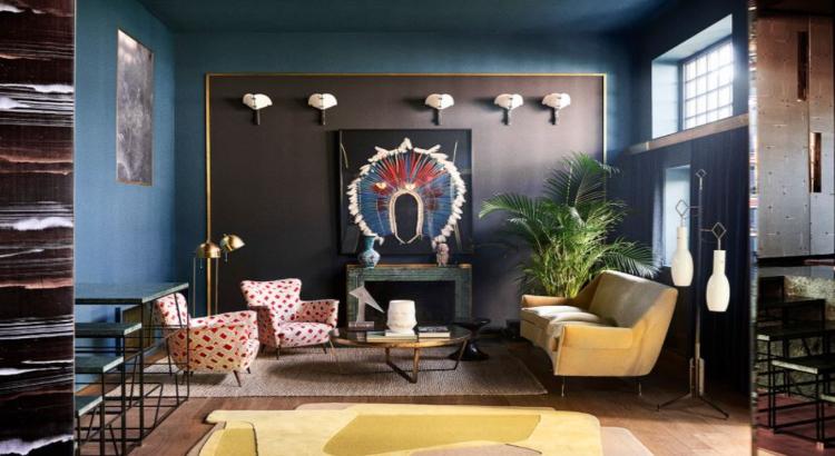 dimorestudio Milan Top Interior Design Company: DIMORESTUDIO Dimore Studio Paris Junot 2