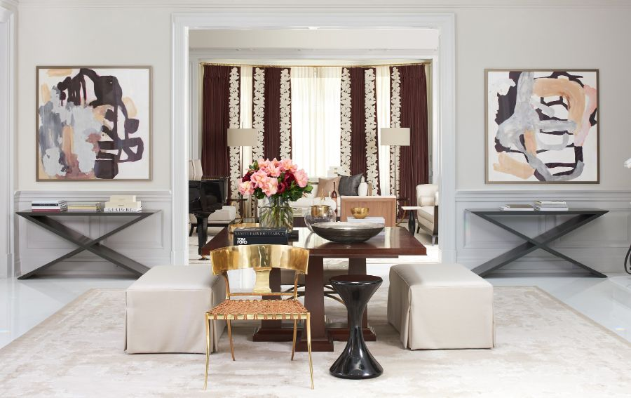 Elizabeth Metcalfe, The Classic Style With Modern Luxurious Interiors