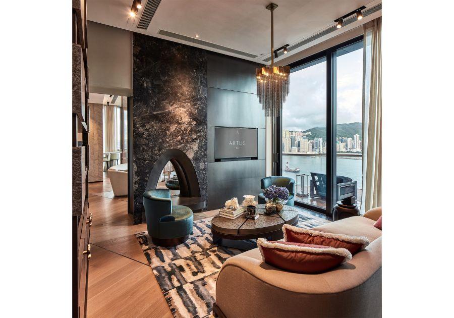 Fiona Barratt fiona barratt Fiona Barratt Interiors – Design For a Luxury Life Fiona Barratt K11 Artus LUXURY HOTEL PENTHOUSE SUITE 1