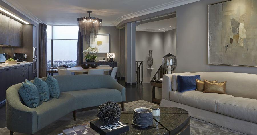 Fiona Barratt fiona barratt Fiona Barratt Interiors – Design For a Luxury Life Fiona Barratt KNIGHTSBRIDGE TRIPLEX APARTMENT