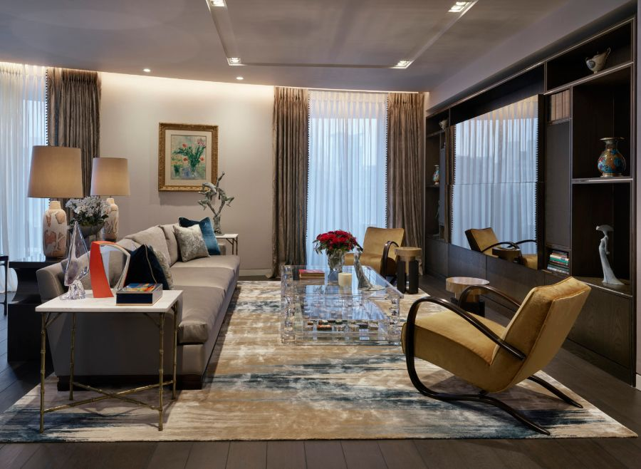Fiona Barratt fiona barratt Fiona Barratt Interiors – Design For a Luxury Life Fiona Barratt WATERFRONT APARTMENT